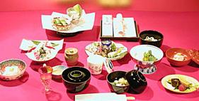 饗応精進料理