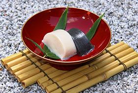 手作りごま豆腐